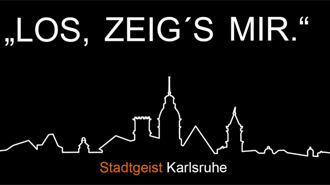 "Augmented-History App ""Stadtgeist Karlsruhe"""