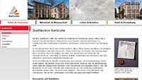 Stadtlexikon Karlsruhe