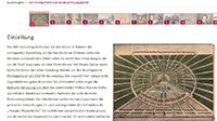 Virtuelle Ausstellung: Vom Privilegienbrief zum Bundesverfassungsgericht