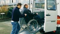 Beförderungsdienst für Schwerstbehinderte