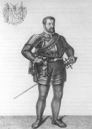 """Karl II. von Baden-Durlach, der """"Karle mit der Tasch"""""""