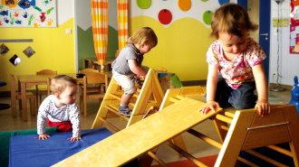 Karlsruher Kindertagesstätte