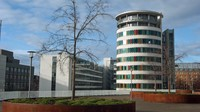 Vista sulla Südoststadt
