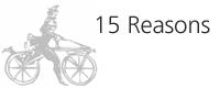 15 Gründe
