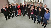 Team des Amtes für Wirtschaftsförderung