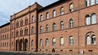 University façade