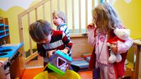 Çocuk oyun bahçesi