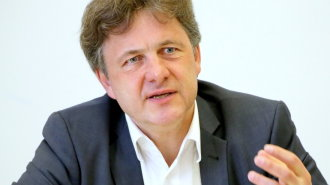 Prezydent Miasta Dr. Frank Mentrup
