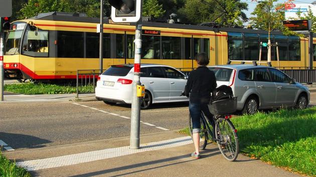 Mobilität in Karlsruhe